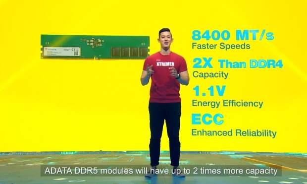 ADATA, оперативная память, SSD,