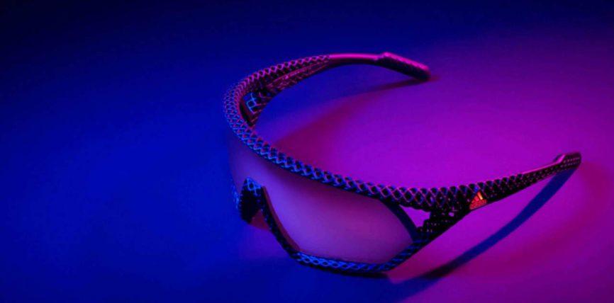 Adidas 3D CMPT, 3D печать, солнцезащитные очки,