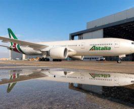 Alitalia, Италия, авиакомпания,
