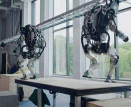 Atlas, робот,