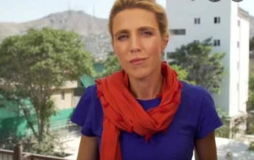 CNN, Кларисса Уорд, Афганистан,