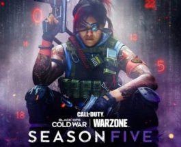 Call of Duty Warzone, 5 сезон,