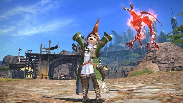 Final Fantasy XIV, игра,