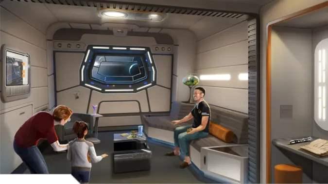Galactic Starcruiser, Disney's Star Wars,