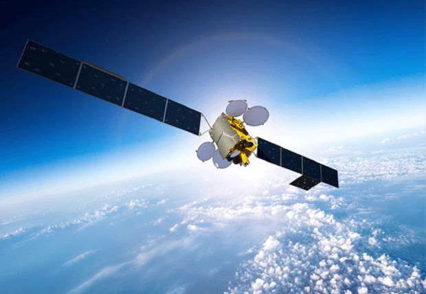 Measat-3, спутник,