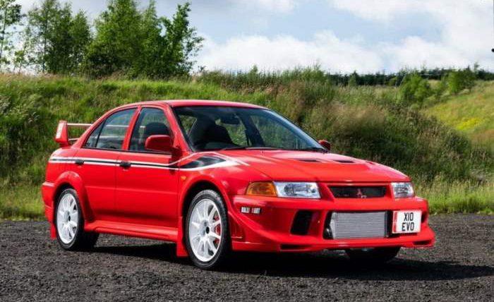Mitsubishi Lancer Evo VI, Tommi Makinen Edition,