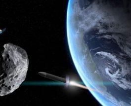 NASA, астероид, отклонение,