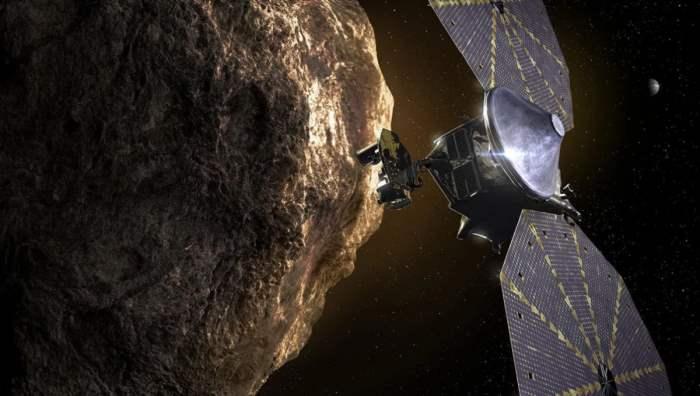 NASA, капсула времени, Люси, будущее,