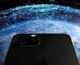 iPhone 13, спутниковая связь,