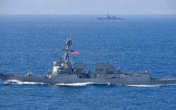 Соединенные Штаты начали крупнейшие военно-морские учения со времен холодной войны