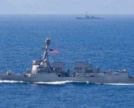 военные учения, США, Large Scale Exercise 2021,