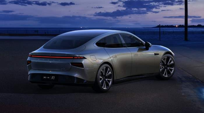 Китайский электромобиль, Xpeng,