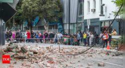 В Австралии произошло сильное землетрясение
