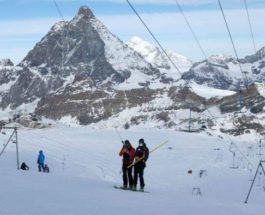 Австрия, горнолыжные курорты, вакцинированные,