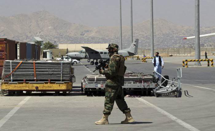 Афганистан, США, эвакуация, семья,