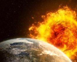 Геомагнитный шторм, Земля, солнечное цунами,