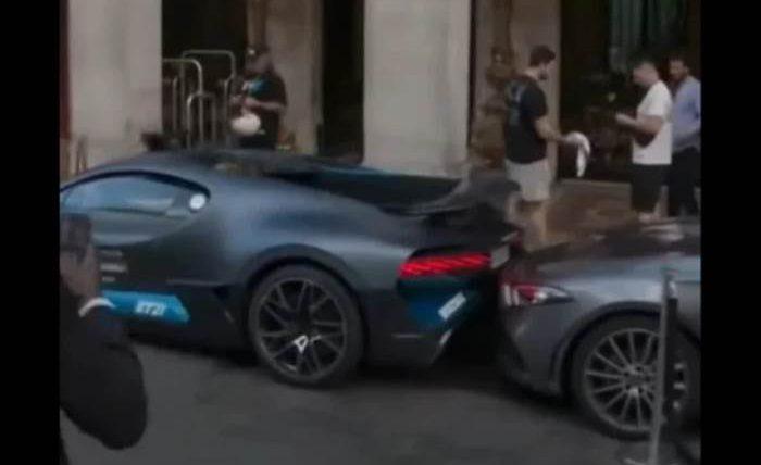 Гиперкар, Bugatti Divo,