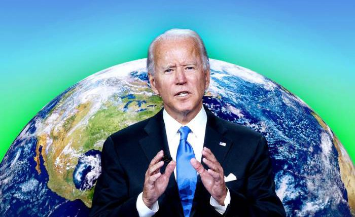Джо Байден, Климат, угроза,