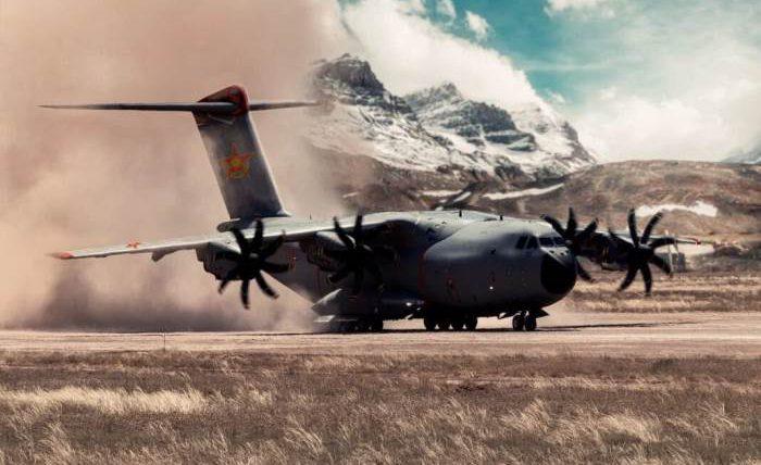 Казахстан, самолет, A400M,
