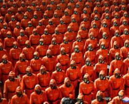 Ким Чен Ын, парад, Северная Корея,