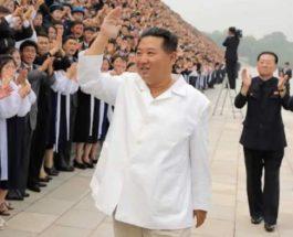Ким Чен Ын, худой, КНДР, Северная Корея,