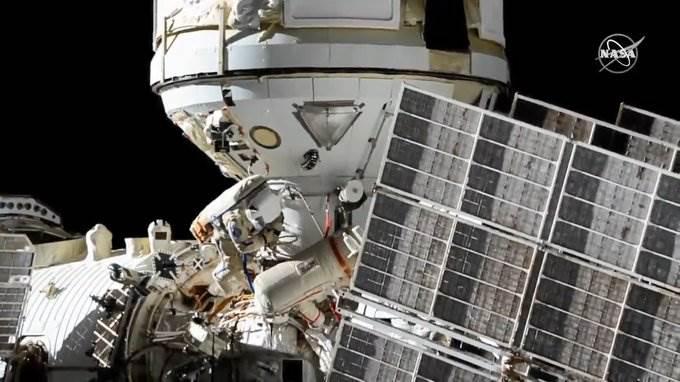 МКС, космонавты, космос,