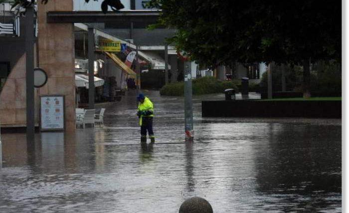 Майорка, дожди, потоп,