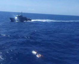 Мать, Карибское море, Венесуэла, дети, кораблекрушение,