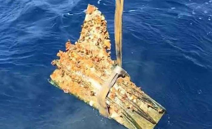 Морские археологи, таран, Рим,