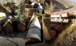 Талибан нашел десятки баллистических ракет в Панджшере