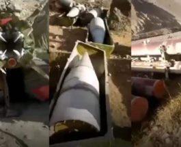 Панджшер, Афганистан, баллистические ракеты,