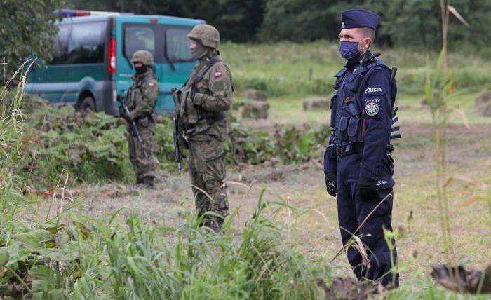 Польша, Беларусь, граница, чрезвычайное положение,