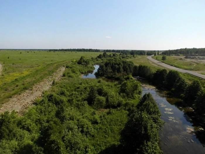Река Теча в России - самая радиоактивная река в мире