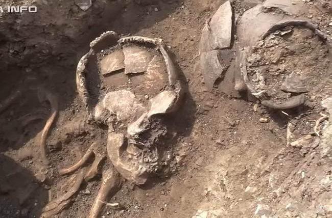 Румыния, Трансильвания, гробницы,