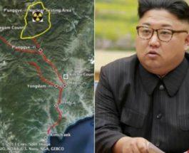 Северная Корея, Ким Чен Ын, ядерные испытания, ядерный полигон,