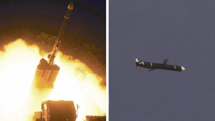 Северная Корея, ракеты, большая дальность,