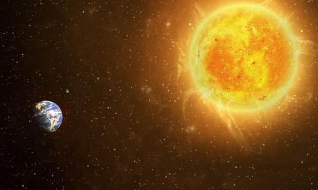 Солнце, планеты, звезды,
