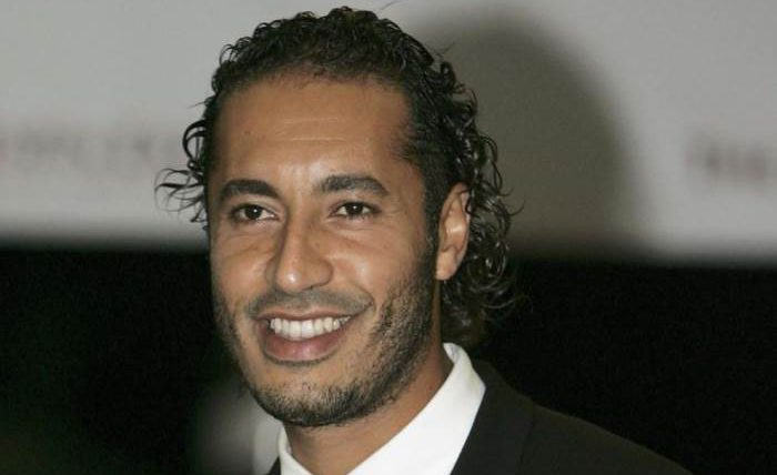 Сын Муаммара Каддафи
