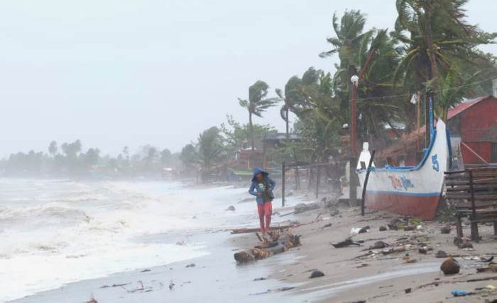 Тайвань, тайфун, Филиппины,