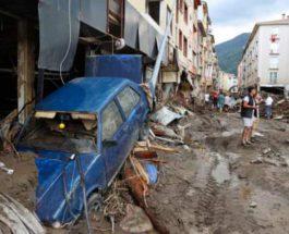 Турция, наводнение,