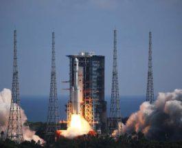 Тяньчжоу-3, космический корабль, Китай,