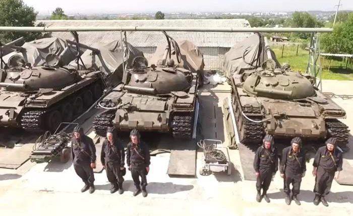 Т-62, танк,