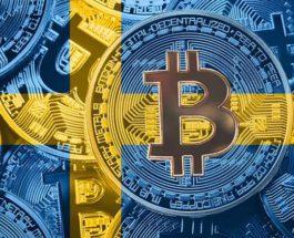 Швеция, биткоин,
