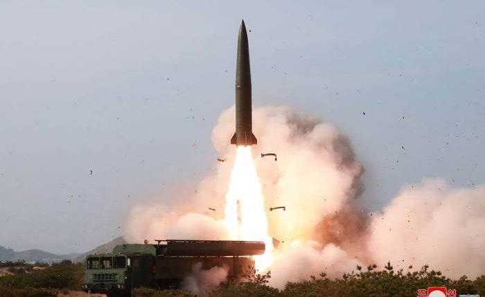 Южная Корея, баллистическая ракета,