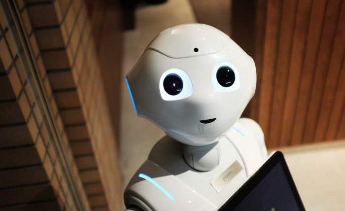 Япония, роботы,