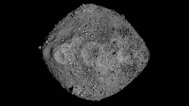 астероид, Бенну,