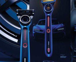 бритва, Gillette, Bugatti,