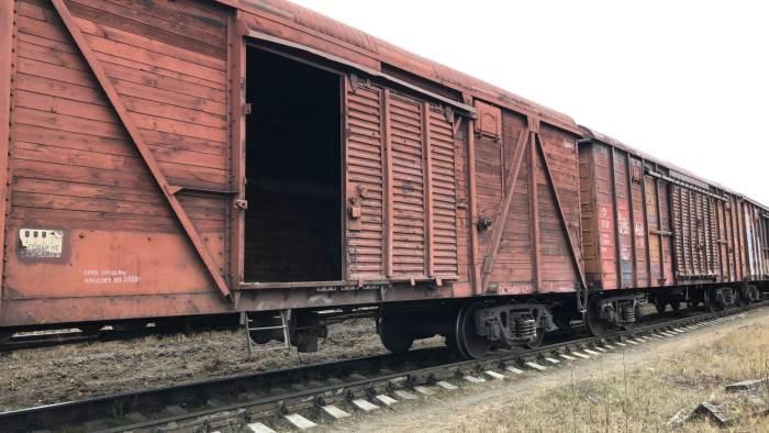 Крытые грузовые вагоны