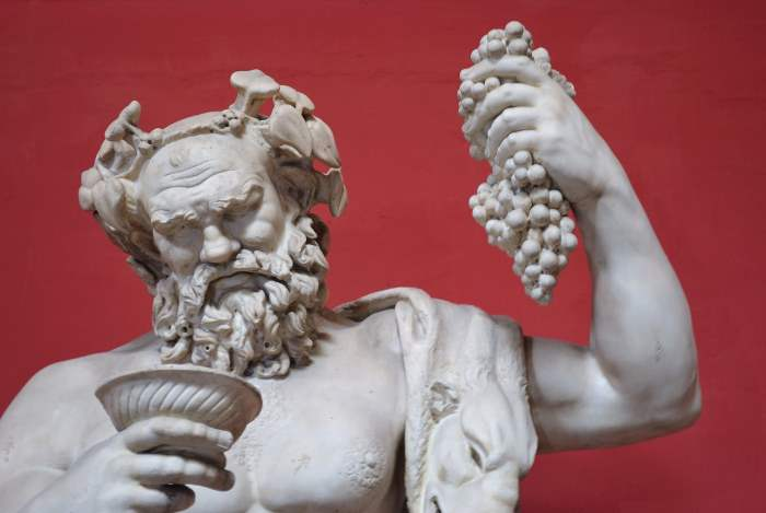виноград, пища богов,