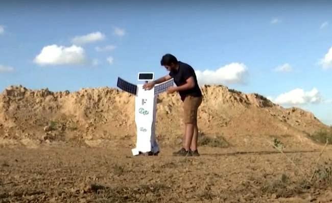 вода, воздух, робот,